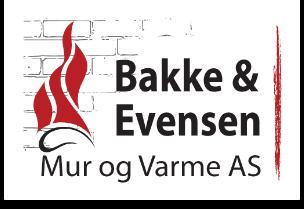 Bakke & Evensen Mur og Varme